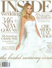 inside wedding cover