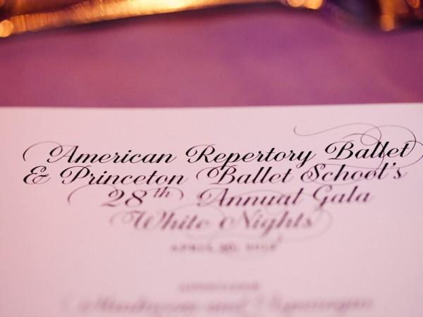 2013 & 2014 <br/> American Repertory Ballet Gala