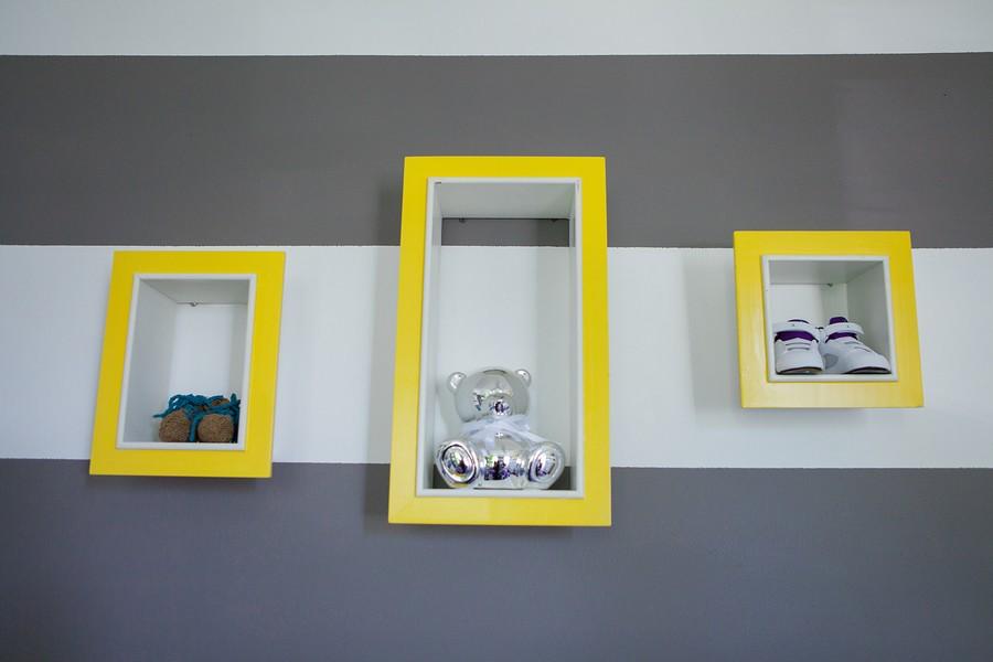 Modern Baby Nursery - Cassandre Snyder Events & Design