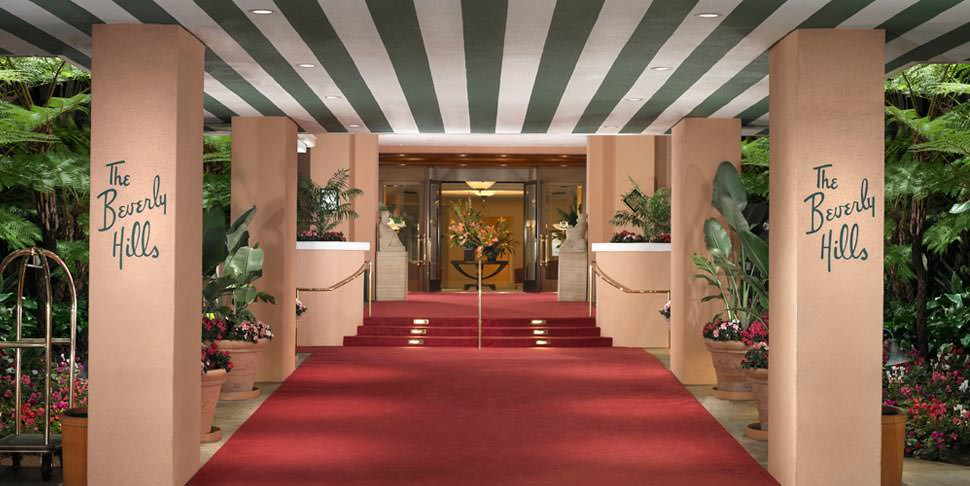Bevelry Hills hotel
